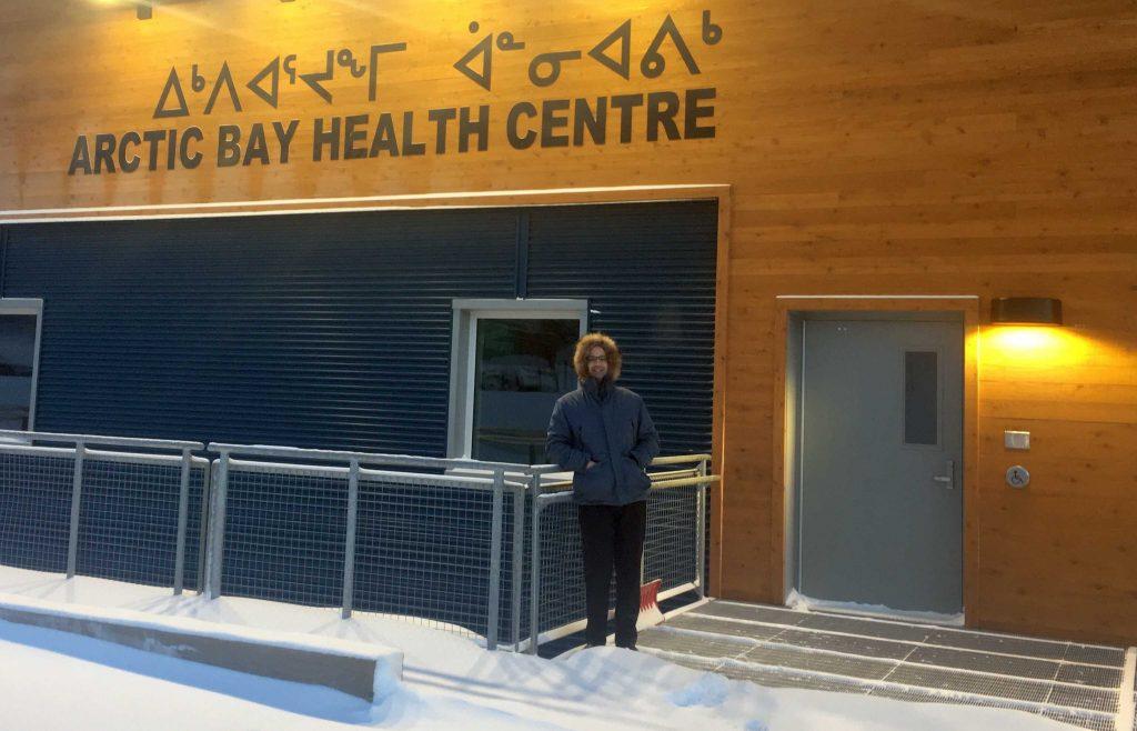 Pakes_Arctic Bay Health Centre - web