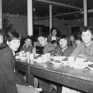 Hunger and malnutrition in Canadian residential schools