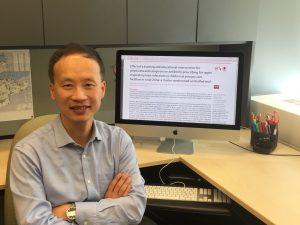 Prof Xiaolin Wei