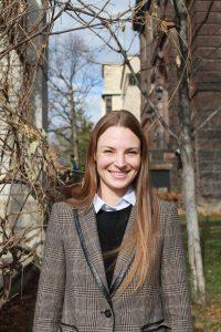 Sarah Buchan, PhD Epidemiology candidate