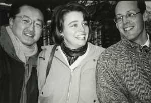 Partners in Health founders: Jim Yong Kim, Ophelia Dahl and Paul Farmer