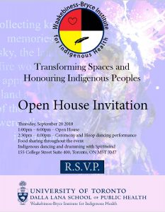 WBIIH Open House