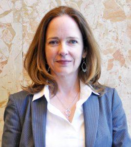 headshot of Jennifer Gibson, JCB Director