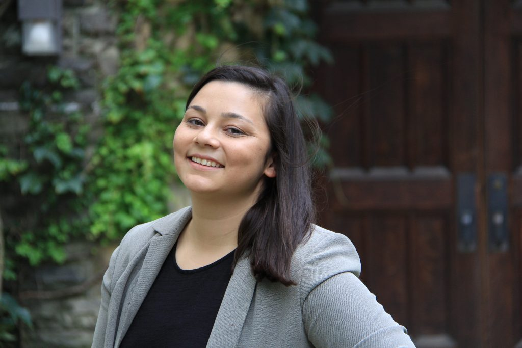 Alumnus Emmalin Buajitti