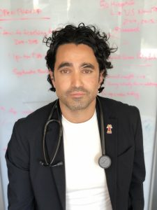 Prof. Andrew Boozary
