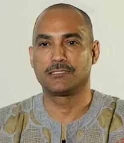 head shot of Asst. Prof. Akwatu Khenti