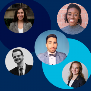 Zoe Greenwald, Mercedes Sobers, Daniel Harris, Jean-Paul Soucy and Alison E Simmons